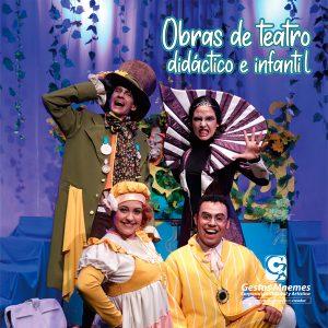Curso Obras de teatro didáctico e infantil